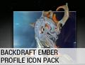 ProfileIconPackEmberBackdraft