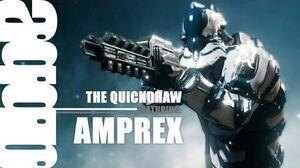 A Gay Guy Reviews Amprex, The Shocker