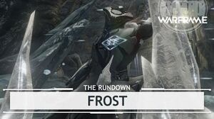 Warframe Frost, Winter Is Coming.