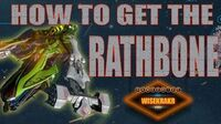 Warframe Hints Tips - HOW TO GET THE RATHBONE