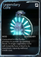 Legendary Core