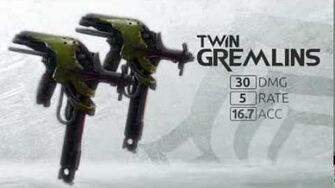 Tenno Reinforcements - Twin Gremlins