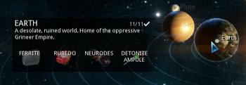 Planet description