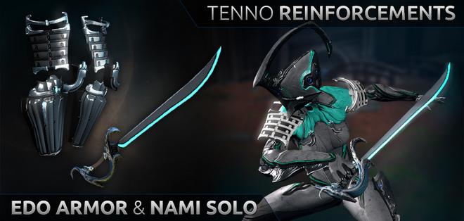 Update 13.5.0 Tenno Reinforcements