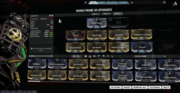 Rhino Charge 2.0 build