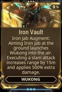 IronVaultMod