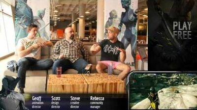 Warframe Developer Livestream 3 New Content Q&A