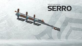 Tenno Reinforcements - Serro