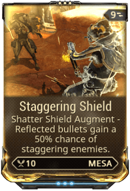 StaggeringShield