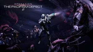 Warframe The Pacifism Defect Event