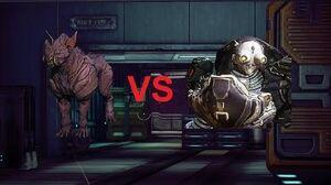 Drahk VS Executioner Gorth (WTF?)