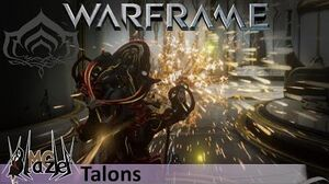 Warframe Weapon Overview Talons