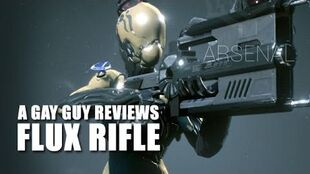 A Gay Guy Reviews Flux Rifle, The Versatile Wonder