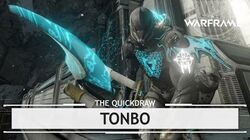 Warframe Tonbo, Beautifully Bland thequickdraw