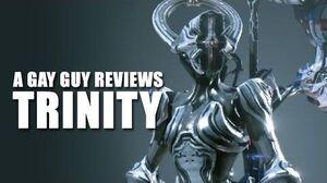 A Gay Guy Reviews Trinity, The Holiday Paladin
