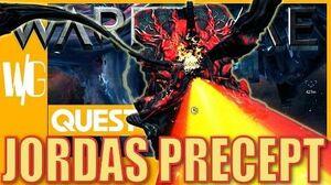 JORDAS PRECEPT QUEST Jordas Golem - Atlas blueprint Update 17