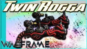 TWIN ROGGA - Long range shotgun pistols Warframe