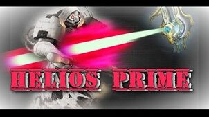 Warframe Helios Prime Drop Relics + Best Place to farm them
