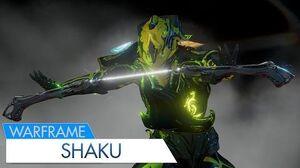 Warframe Shaku