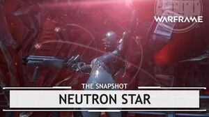 Warframe Syndicates Nova's Neutron Star thesnapshot