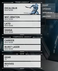 ArsenalOptions