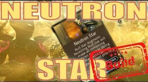 Warframe Mods - NEUTRON STAR AUGMENT Nova Prime - update 16