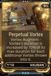 Perpetual Vortex