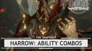 Warframe Harrow Ability Combos, Finalized Customization & Build - 4 Forma thesnapshot
