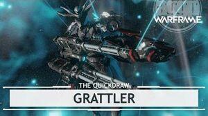 Warframe Grattler, Unloading in Space!! thequickdraw