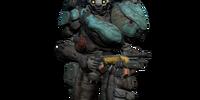 Солдат Гринир