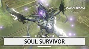 Warframe Syndicates Nekros' Soul Survivor thesnapshot