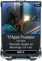 ApexPredatorMod
