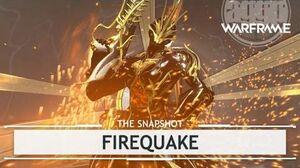 Warframe Syndicates Ember's Firequake thesnapshot
