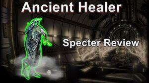 Ancient Healer - Warframe Specter Review