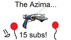 The Azima... yay...