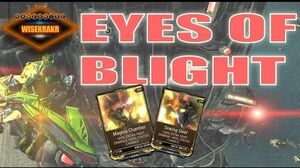 Warframe Operations - EYES OF BLIGHT Part 1 of 2 Mod & Skin pack