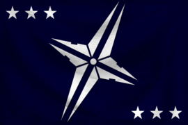 Coalition flag proposed by commietechie-d32amal