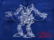 WF Blueprint Exoskeleton
