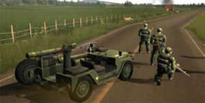 M151A2 TOW ingame