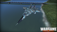 WRD Screenshot 2 MiG-25RBF