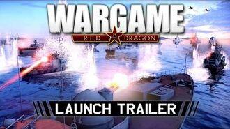 WARGAME RED DRAGON LAUNCH TRAILER