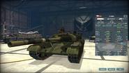 WAB Armory T-72M1M