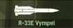 WRD Icon R-33E Vympel