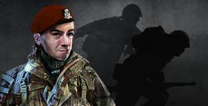 WRD Portrait Canadian Airborne