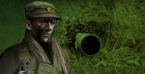 JSDF Ranger portrait