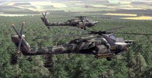 Mi-28 Ingame