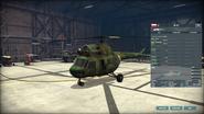 WAB Armory Mi-2T