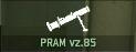 WRD Icon PRAM vz.85