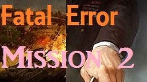 Wargame European Escalation Fatal Error Campaign -- Mission 2 Ambush Valley