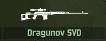WRD Icon Dragunov SVD